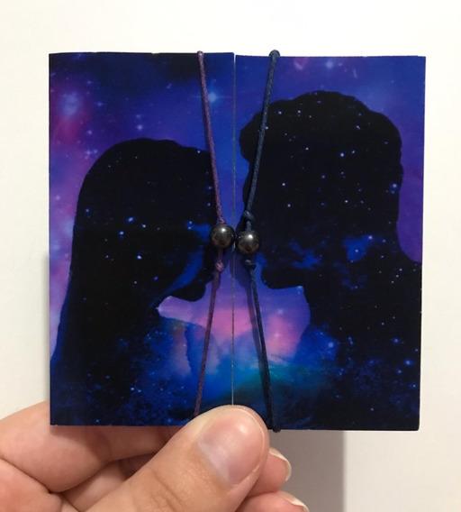 Kit Pulseiras Magnéticas Conexão