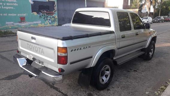 Toyota Hilux 3.0 D/cab 4x2 D Srv 2004