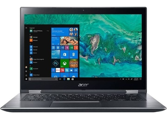 Notebook Acer Spin