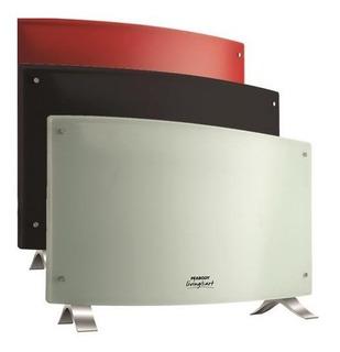 Calefactor Electrico 2000w Peabody Pe-vqm20 Bco/negro/rojo