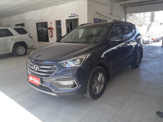 Hyundai Santa Fe Dm Wgn 2.4 At Gls Pe 2017