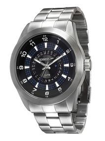 Relógio Speedo Masculino Prata Aço 64017g0evna1