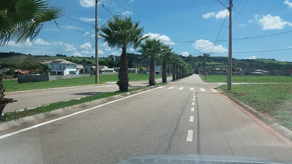 Terreno De 510 M. Situado Condomínio Bosque Dos Pires.