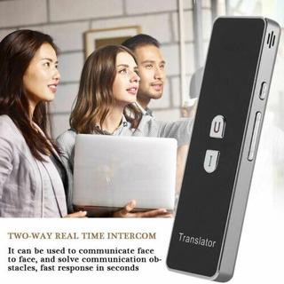 T6 Inteligente Traductor De Voz Portátil Dos - Camino Real T