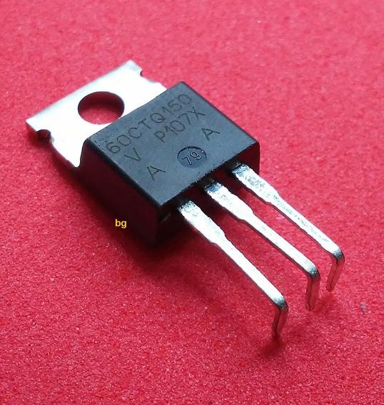 60ctq150 Diodo Alta Frequencia 60a 150v Original Vishay