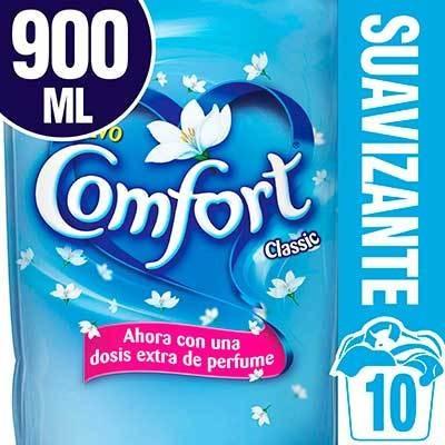 Suavizante Ropa Comfort Regular Clásico 900 Ml Unilever Hc