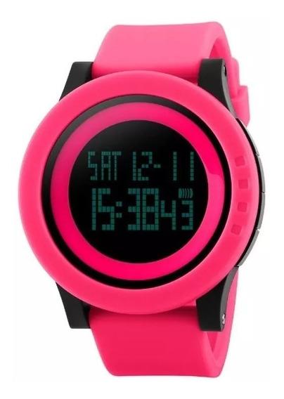 Relógio Feminino Skmei Digital 1193 Rosa
