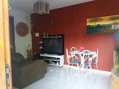 Casa Em Potecas, São José/sc De 52m² 2 Quartos À Venda Por R$ 160.000,00 - Ca185733