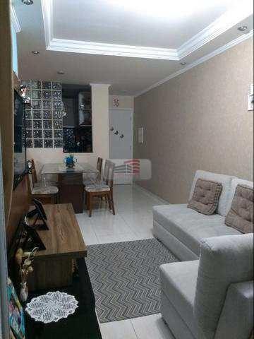 Apartamento Com 2 Dorms, Assunção, São Bernardo Do Campo - R$ 330 Mil, Cod: 385 - V385