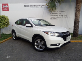 Honda Hr-v 1.8 Epic At Cvt Modelo 2016