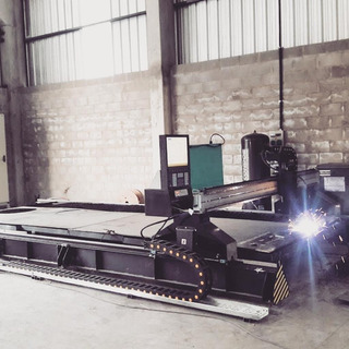 Pantografo Plasma Industrial - Oportunidad!