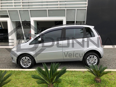 Fiat Idea 1.6 16v Essence Flex 5p