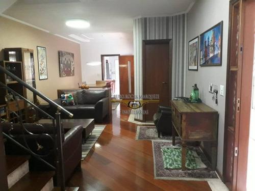 Imagem 1 de 26 de Sobrado Com 3 Dormitórios À Venda, 260 M² Por R$ 1.570.000,00 - Belém - São Paulo/sp - So1544