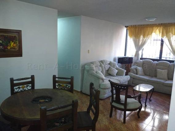 Apartamento En Alquiler Urb. Bosque Alto, Mls#20-7609 Jfi