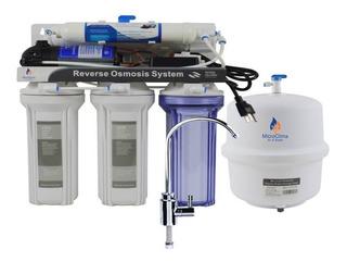 Filtro Agua De Pozo Y Red X Ósmosis Inversa Elimina Sales