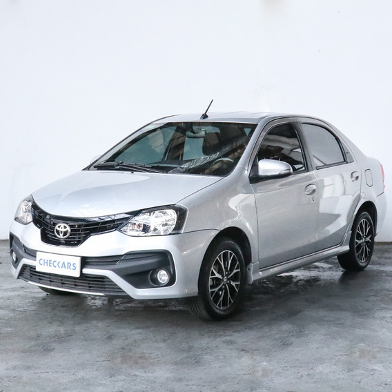 Toyota Etios 1.5 Sedan Xls My19 - 34536 - C