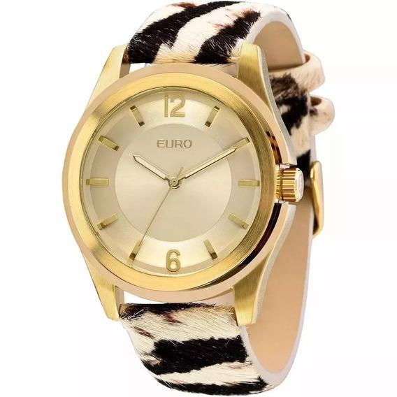 Relógio Feminino Euro Analógico Fashion Eu2035lxd/2x