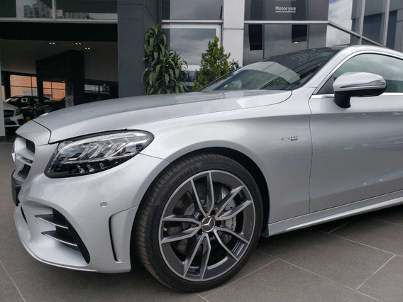 Mercedes Benz C43 Coupe Amg 2020
