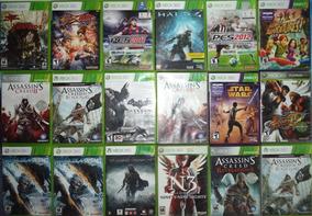 Jogos Xbox 360 Midia Fisica Original