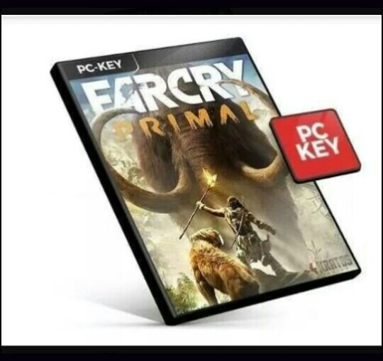 Far Cry Primal Pc Uplay Key Código 16 Dígitos Envio Rapido