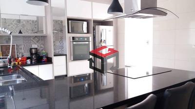 Sobrado Com 3 Dormitórios À Venda, 150 M² Por R$ 795.000 - Independência - São Bernardo Do Campo/sp - So22761