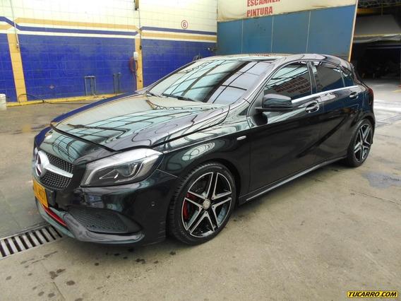 Mercedes Benz Clase A Sport Aa 2.0 5p