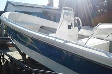 Lancha Tracker 530 Con Motor Yamaha 40 Hp Pescadora Completa