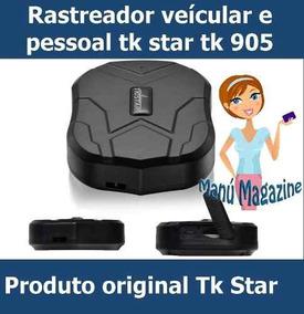 Rastreador Localizador Gps Tkstar Tracker Veicular Tk 905