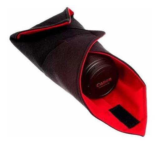 Capa Protetora Para Lente Canon