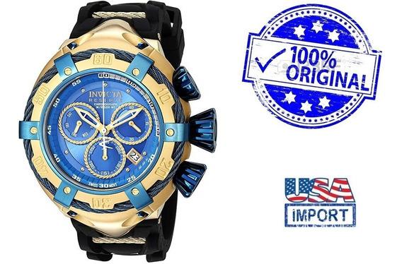 Relógio Invicta Thunderbolt Suíço 100% Original Modelo 21354