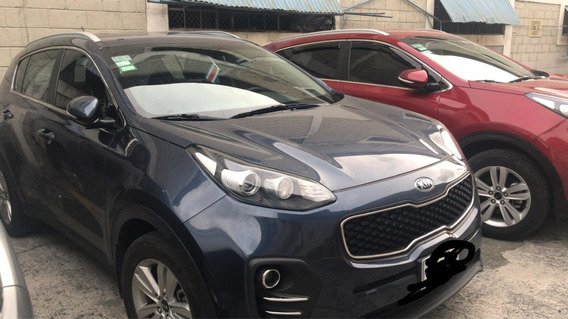 Kia Sportage Manual 4x2
