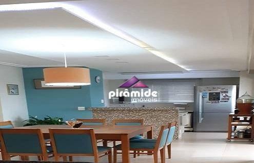 Apartamento Com 3 Dormitórios À Venda, 167 M² Por R$ 1.250.000,00 - Jardim Esplanada - São José Dos Campos/sp - Ap11586