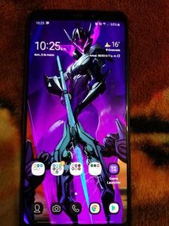 Celular Samsung A9 2018 128 Gb Negro