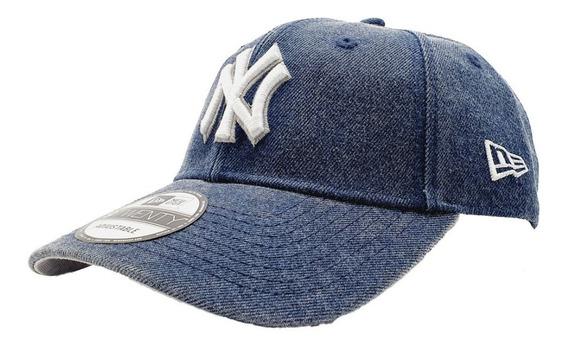 Gorra New York Yankees Mlb New Era Vintage Azul