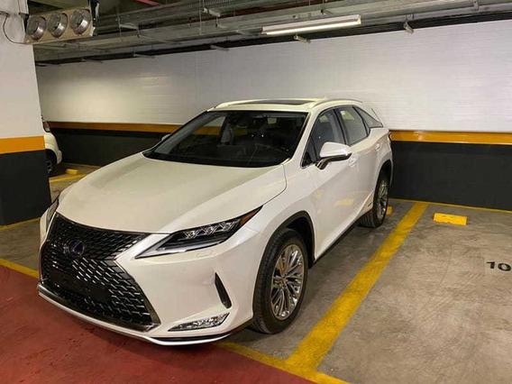 Lexus Rx 450h Luxury 3.5 24v V6 Aut Hybrid