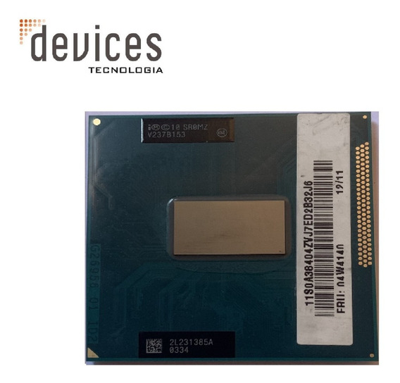 Intel Core I5-3210m Sr0mz 3.10ghz Para Notebook