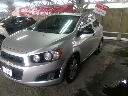 Imagen 1 de 10 de Chevrolet Sonic Ls Std 2013
