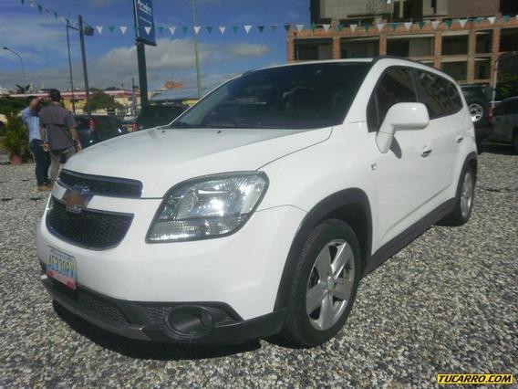 Chevrolet Orlando Automàtico