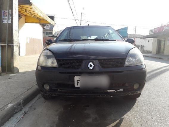 Renault Clio 1.6 16v Authentique Hi-flex 5p 2005