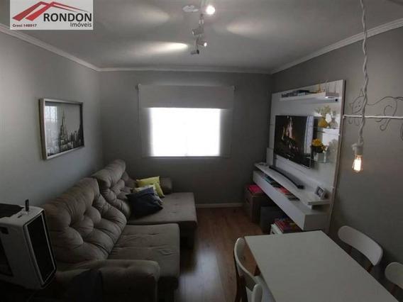 Apartamento No Condomínio Alvorada 2 - Com 48 M² - 1 Dormitório - 1 Vaga. - Cda110