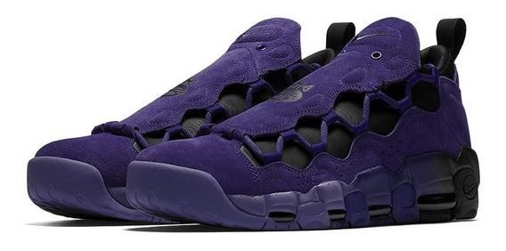 Tênis Nike Air More Money Court Purple Qs