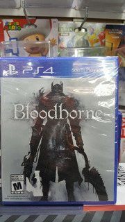 Bloodborne Ps4 (sellado)