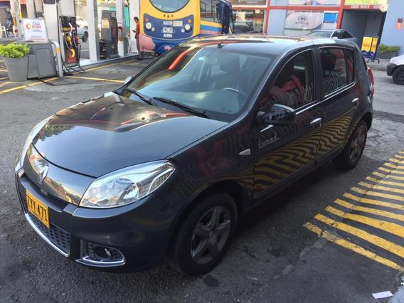 Renault Sandero Automatico 2015 Perfecto Estado