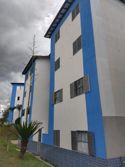 Apartamento Com 2 Dormitórios À Venda, 50 M² Por R$ 110.000,00 - Jardim Novo Amanhecer - Jacareí/sp - Ap0440