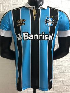 Camisa Grêmio Umbro 19/20 Oficial N°3 Geromel