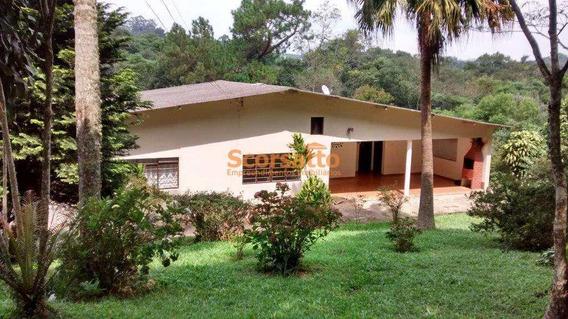 Chácara Com 3 Dorms, Ressaca, Itapecerica Da Serra - R$ 340 Mil, Cod: 2222 - V2222