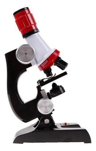 Imagen 1 de 6 de Led Microscopio Con Clip Contenedores Frascos Juguetes