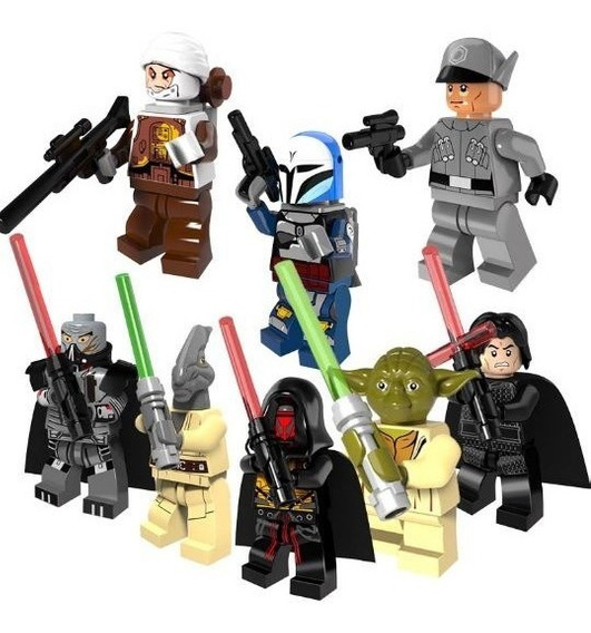 Star Wars Darth Revan Kylo Ren Darth Malgus Yoda Bo Katan