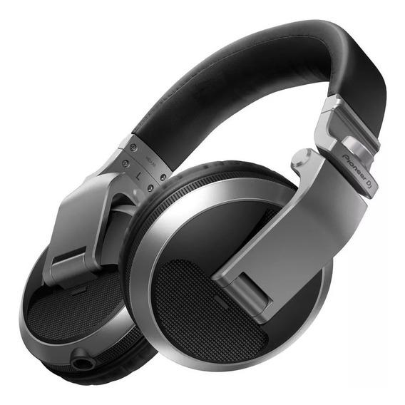 Headphone Pioneer Dj Hdj X5 Silver - Importador Oficial