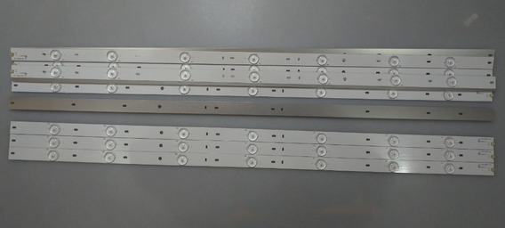 Barra De Led Philips 40pfg4109 Kit C/3 Pçs Leia O Anúncio